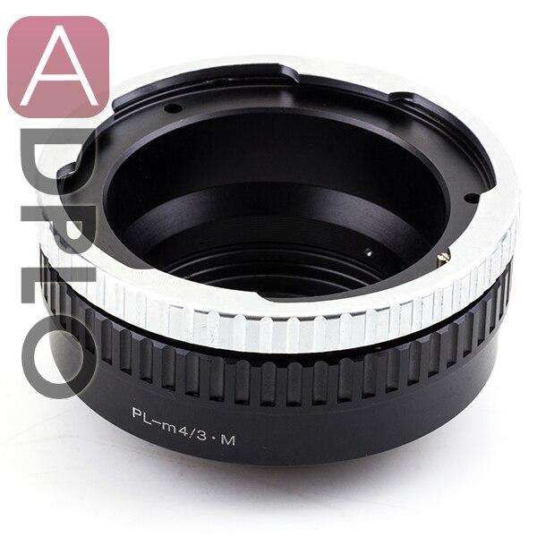 PL M43.M Adjustable Macro to Infinity Lens Adapter เหมาะสำหรับ ARRI สำหรับ Arriflex PL เลนส์ชุดสำหรับ Micro Four Thirds 4/3 กล้อง-ใน อะแดปเตอร์เลนส์ จาก อุปกรณ์อิเล็กทรอนิกส์ บน AliExpress - 11.11_สิบเอ็ด สิบเอ็ดวันคนโสด 1