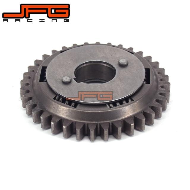 Eixo de equilíbrio do motor da motocicleta acionado engrenagem para nc250 250cc xmotos kayo t6 k6 j5 xz250r peças de motor da bicicleta sujeira acessórios