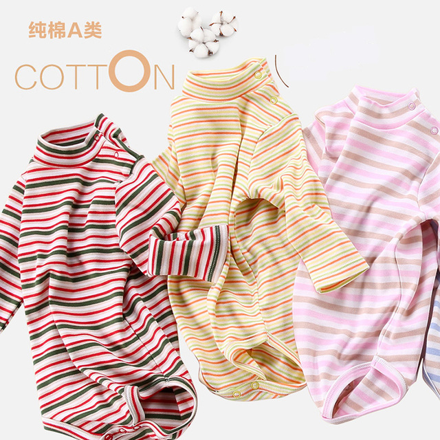 Baby bodysuit long sleeves newborn 100% cotton children clothing boy and girls clothes bodysuit baby clothes children overalls