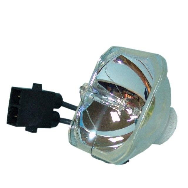 V13h010l41 elplp41 para epson emp-x5 x5 emp-x52 eb-s6 eb-x6 emp-ex30 emp-x6 s5 s6 powerlite 77c projector lâmpada do bulbo sem caso