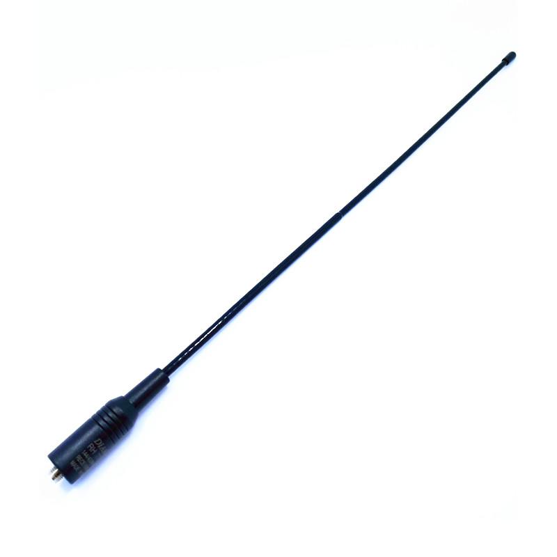 RH-771 Antenn SMA-F/SMA-M/BNC pour Double Bande Antenne à Gain Élevé Antenne pour KENWOOD ICOM Baofeng TYT WOUXUN Deux-way radio
