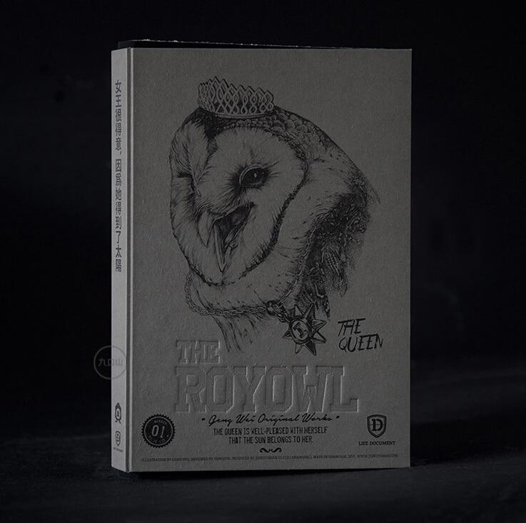 da edicao limitada serie coruja 02
