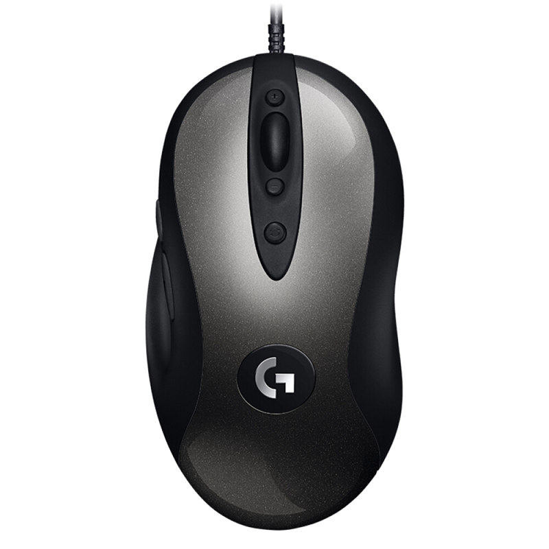 Logitech MX518 Classic Gaming Mouse Upgraded version MX500 MX510 MX518 16000DPI Comfortable grip