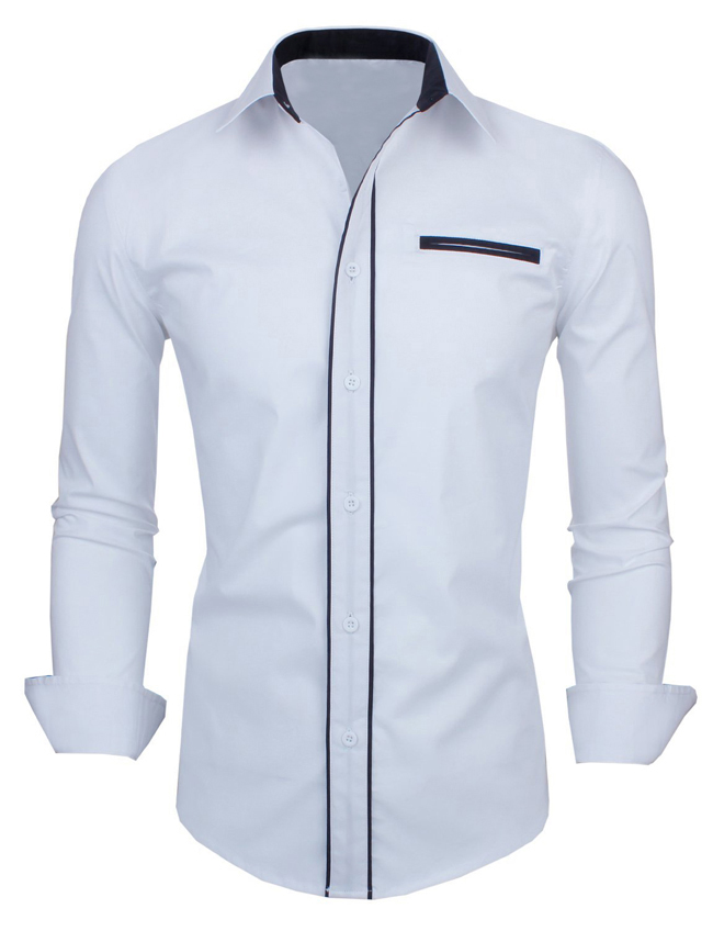 Buy Brand New Mens Formal Business Shirts