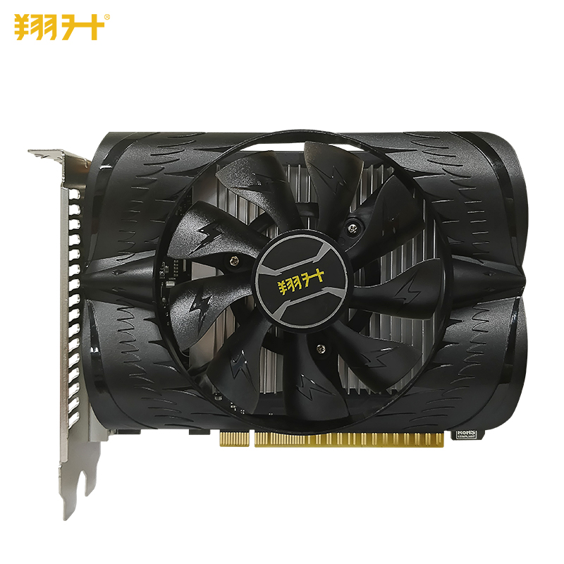 New Graphics Card Original  ASL GT1030 Double Slot 2G GDDR5  64bit Video Cards For NVIDIA Geforce GT 1030 Hdmi Dvi Game