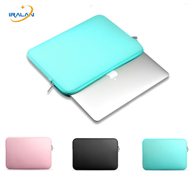 cheap for discount dd532 2e10a US $4.2 15% OFF|2017 Fashion Soft Sleeve Case For apple Macbook AIR PRO  Retina 11