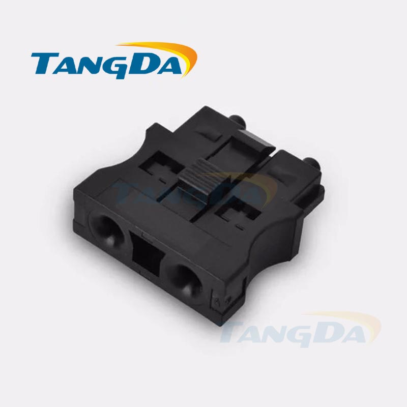 Tangda Connectors PF-2D103 AMP1123445-1 MR-J3BCN1 2p 1123445-1 fiber optic connector MR-J3BUS fiber plug 106126 1300[fiber optic connectors lc dup adpt zr slv fiber mr li