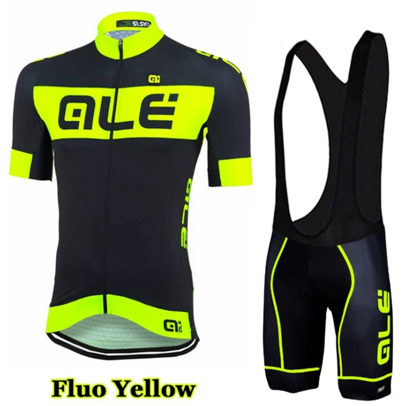 2017 Men's Cycling Jersey MTB Bike Clothing ALE Team Cycling Clothing Ropa Ciclismo Jerseys PRO Bicycle Wear Bike Clothes Sets team orbea long ropa ciclismo cycling jerseys autumn mountian bicycle clothing mtb bike clothes for man 587