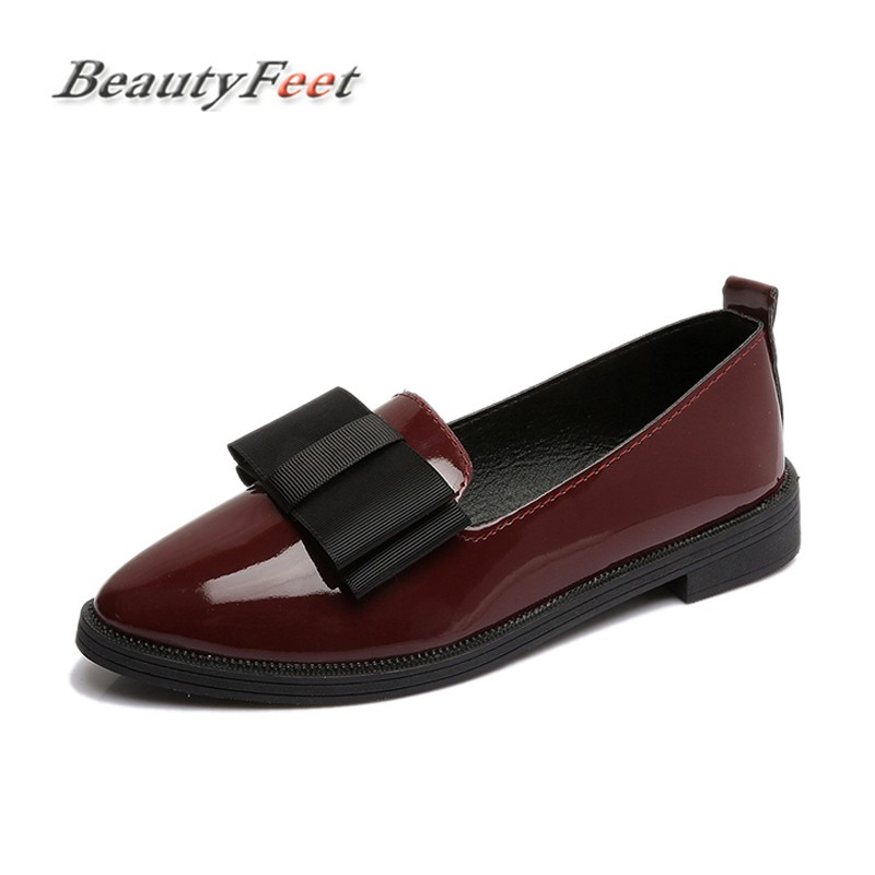 BeautyFeet Classic Brand Shoes Women Casual Pointed Toe ...