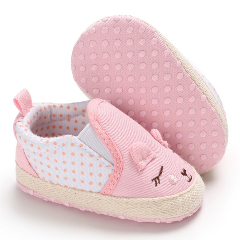 2019 Fashion New Spring Baby Shoes Cartoon Girls Boy First Walkers Slippers Newborn Baby Girl Crib Shoes Footwear Booties 0-18M
