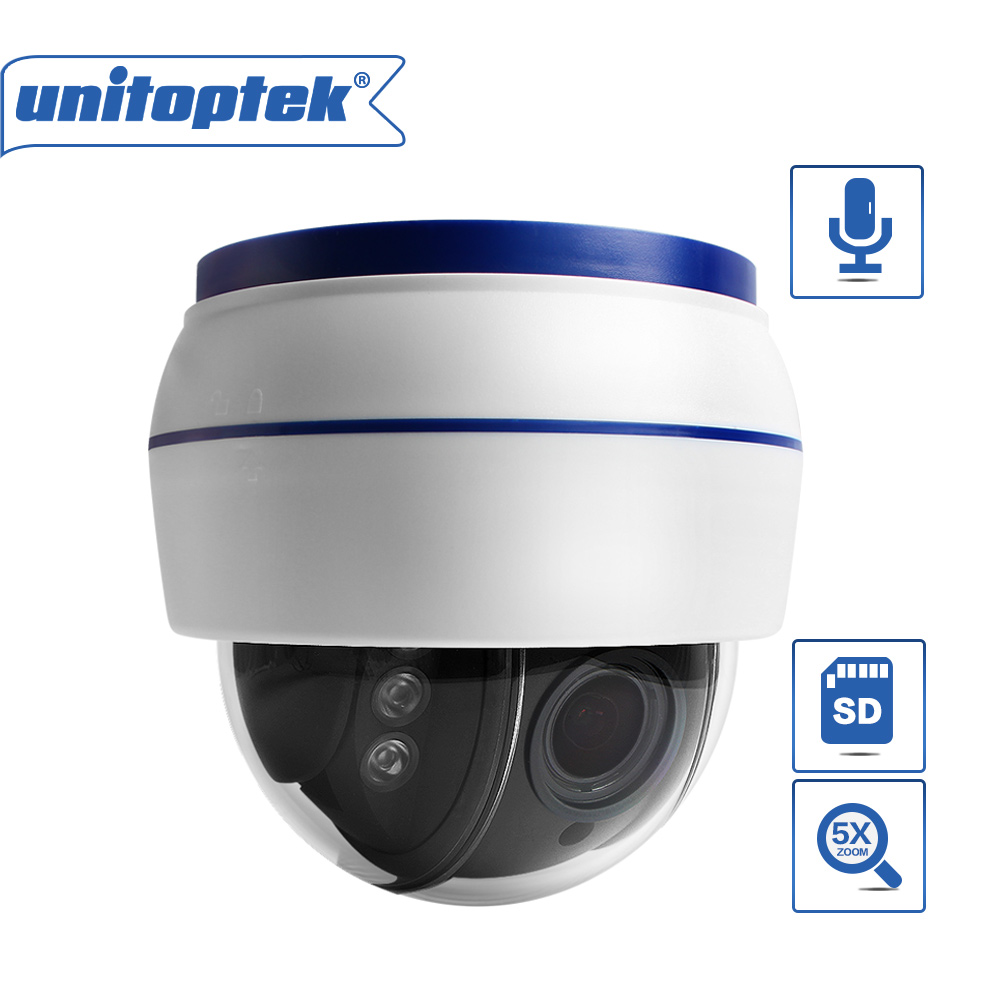 HD 960P 1080P Wireless Dome PTZ IP Camera Wifi Security CCTV Onvif 5X Zoom 2.7-13.5mm Lens Auto Focus Audio SD Card Night Vision hd 720p 3 6mm auto zoom lens dome security cctv wireless ip camera wifi pan tilt ir cut onvif night vision micro sd card