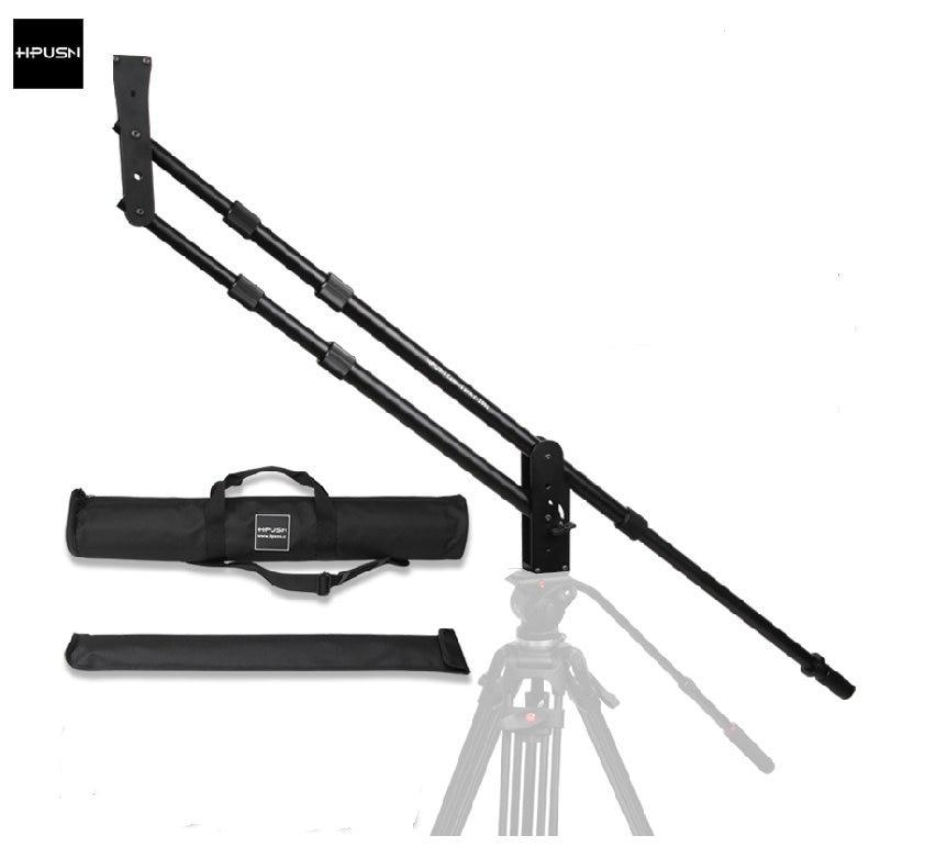 Hpusn  Professional Portable  Camera Crane Jib Arm  For Camera Video DSLR