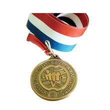 Eco-Friendly Metal Craft International Tae Kwon Do Sport Medal with Free Sample    k 200164 цена 2017