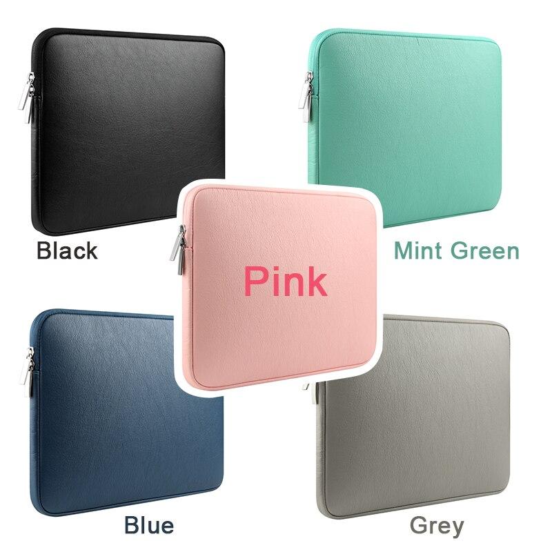 2017 Nieuw Laptop Sleeve hoesje voor Macbook Air 13 Pro Retina 11 12 - Notebook accessoires - Foto 2