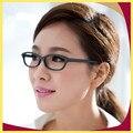 De alta Calidad de Las Mujeres Eyewear Óptico del Acetato de Moda Gafas de Marco Delgado