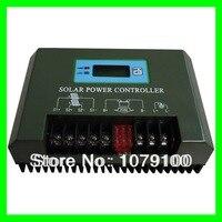 Ce i rohs certyfikat wyświetlacz lcd i led 12 v 40a mppt 40a 12 v 24 v 48 v solar charger