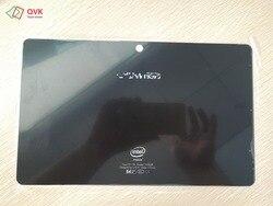 Czarny 10.6 Cal dla CHUWI VI10 CWI505 szklana pokrywa panel naprawa wymiana części zamiennych darmowa wysyłka w Ekrany LCD i panele do tabletów od Komputer i biuro na