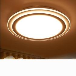 Okrągły z kutego żelaza doprowadziły lampa sufitowa do salonu proste akrylowe sypialnia lampki restauracja światła przejściach i korytarzach u nas państwo lampy oświetlenie led oprawa|led light fixtures|light fixturesled living room -