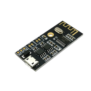 Image 3 - 10PCS Bluetooth draadloze audio ontvanger kaart MH MX8 BLT 4.2 mp3 lossless decoder kit MH M18/M28/M38