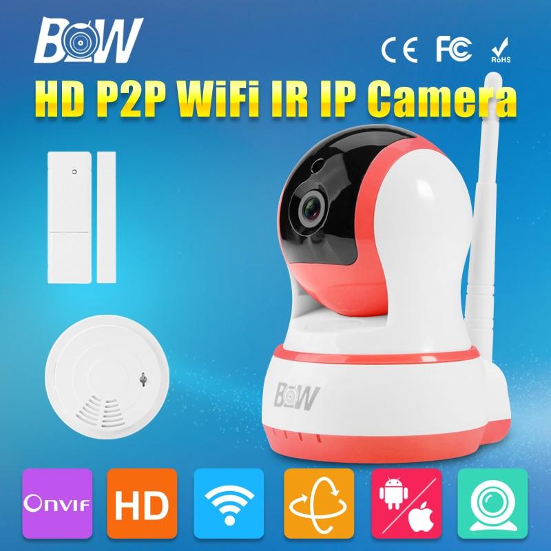 Pan 120 Tilt 355 IP font b Camera b font 720P HD Video Surveillance Security CCTV