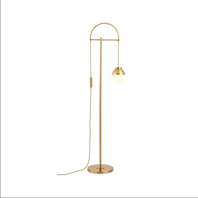 Pallucco Fortuny Floor Lamp Classic Design Photography Light