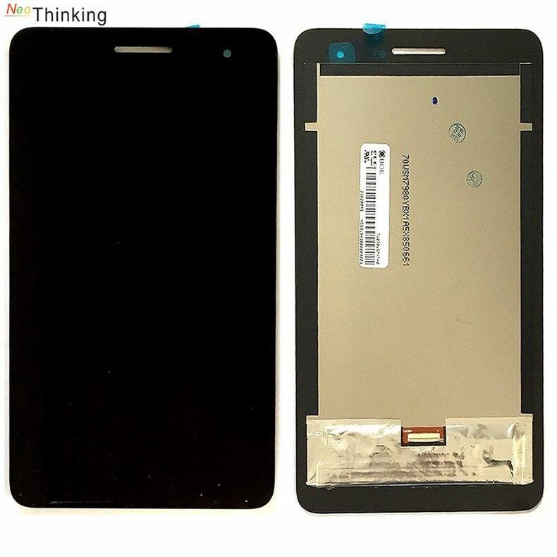 NeoThinking Pour Huawei Honor Lecture Mediapad T1 701U T1-701U Écran Tactile + LCD Digitizer Assemblée Livraison Gratuite