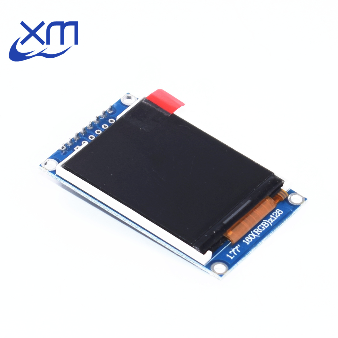 1.77 Inch TFT LCD Screen  128*160 1.77 TFTSPI TFT Color Screen Module Serial Port Module D03