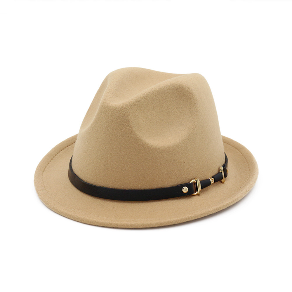 Detalle Comentarios Preguntas sobre Moda fieltro sombreros mujeres ... 3d5dc799577