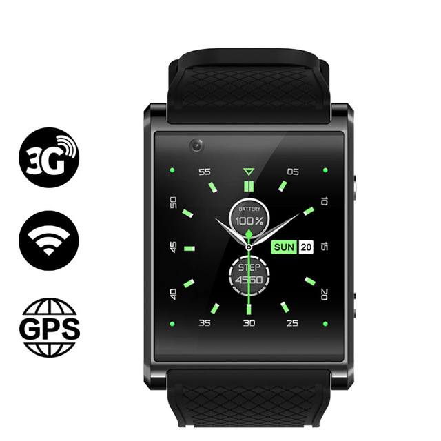 2018 Fashion X11 Smart Watch Android 5.1 Smartwatch MTK6580 Quad Core With Pedometer Camera 3G WIFI GPS SOS for Huawei Xiao Mi songku s99b 3g quad core 8gb rom android 5 1 smart watch with 5 0 mp camera gps wifi bluetooth v4 0 pedometer heart rate