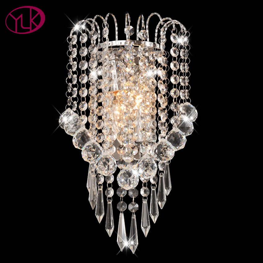 crystal wall sconces amazon bathroom hot selling font sconce lighting