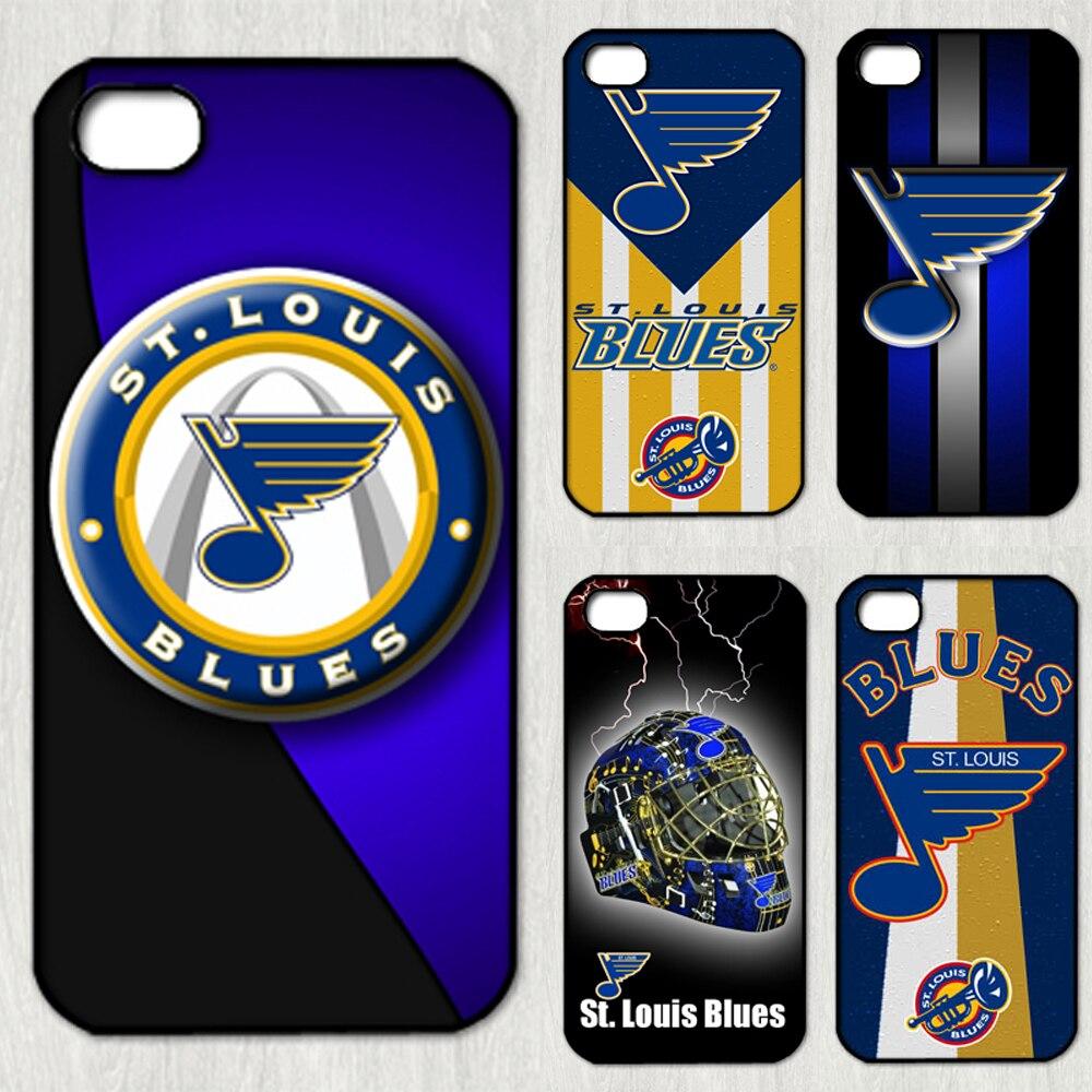 St. Louis Blues NHL team logo fashion Ice hockey sport original cell ...