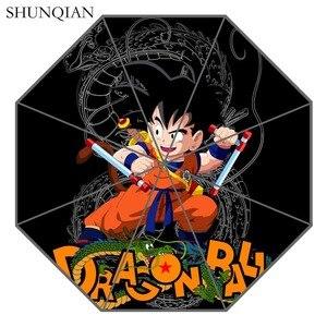 P# Dragon Ball Z 04 Umbrella C