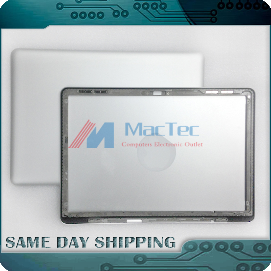 NEW Latop A1278 LCD Rear Back Cover Lid 604-1696-A 604-2504-B for Apple MacBook 13 A1278 LCD TOP LID Housing 2011 2012 Year