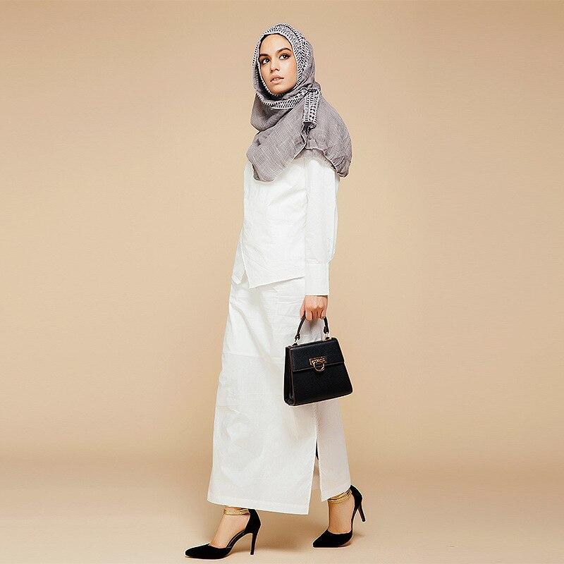 Мусульманская мода для женщин платья и костюмы