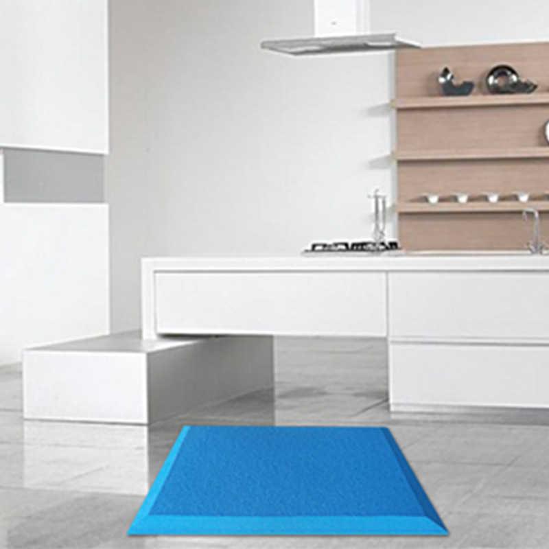 ALWAYSME Standing Desk Anti Mat Fadiga Anti Fadiga Antiderrapante Conforto À Prova D' Água Mat Cozinha Quarto Banheiro Tapete Anti Fadiga