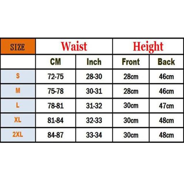 Neoprene Body Shaper Slimming Waist Belts