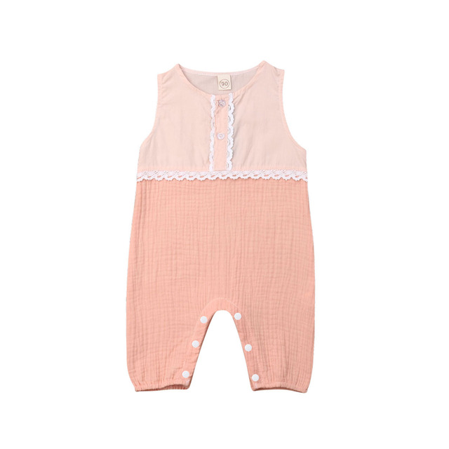 Infant Baby Kids Sleeveless...