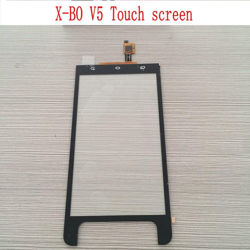 In Stock Original X BO V5 Touch screen for X BO V5 mtk6572w dual core 5