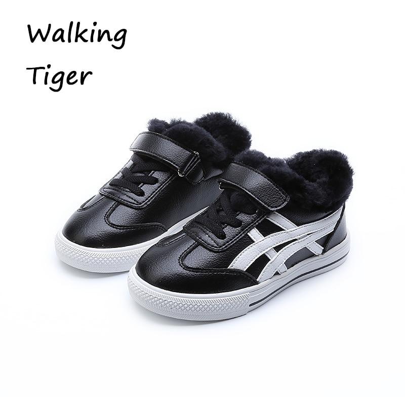 girl loafers boys shoes kid winter girls flat shoe boy fashion 2017 kids sneakers casual