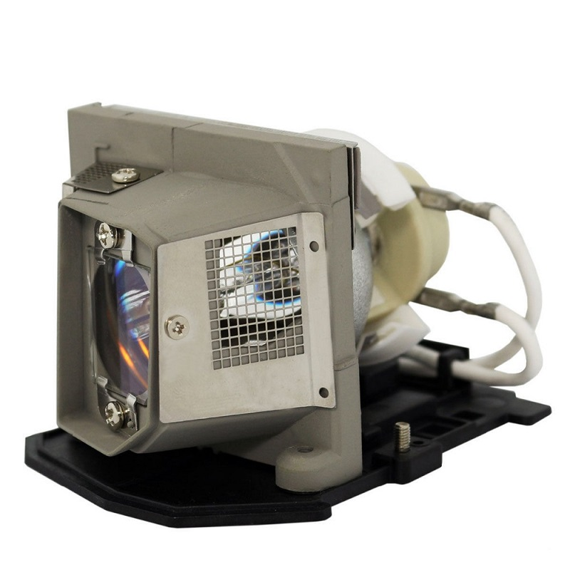 ФОТО 330-6183 / 725-10196 New Original Projector  Lamp With Housing For DELL 1410X Projectors