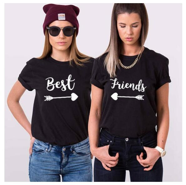96352e780ca Μπλούζες & μπλουζάκια best friends T-Shirt Tumblr Couples BFF Bestie Tee Best  Friend Matching Tops Bestie Gift Best Sister Tee Camisetas