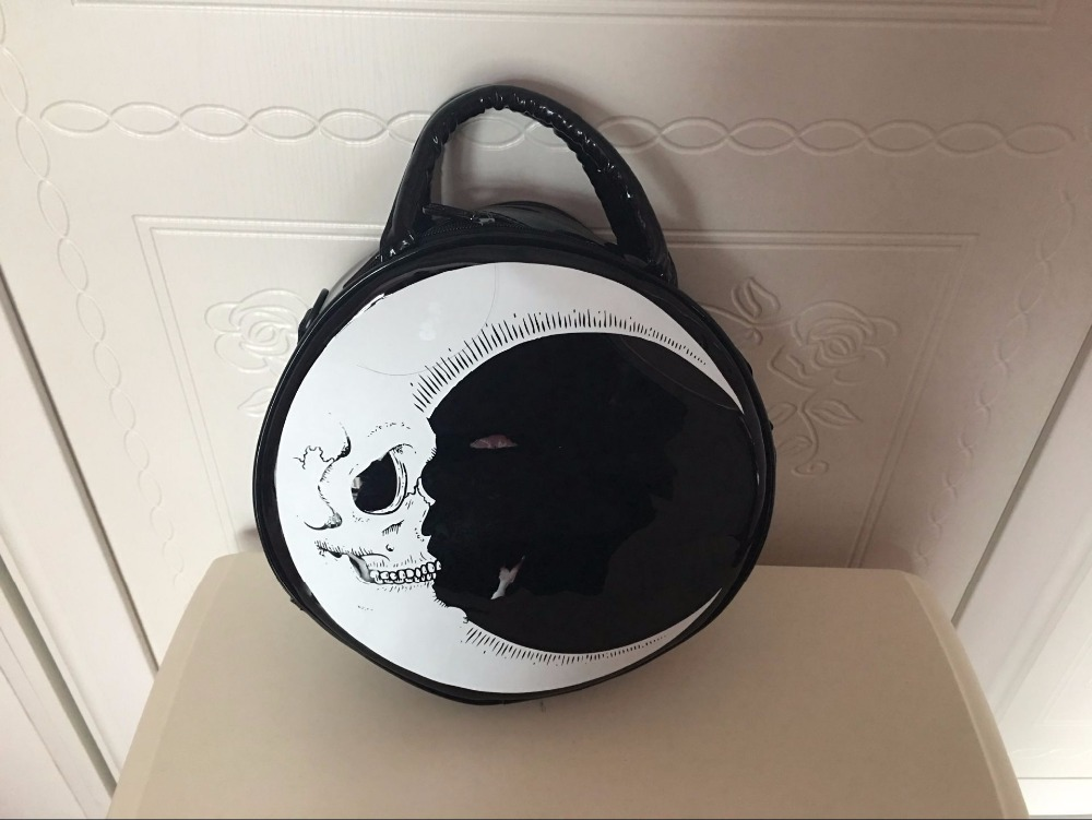 MOON Messenger Handbag