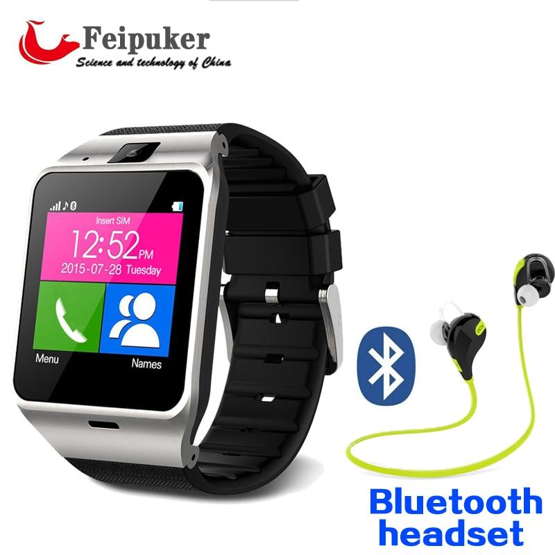 NFC Smart bluetooth watch GT08 with Camera bluetooth