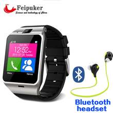 NFC Smart bluetooth watch GT08 with Camera bluetooth wristWatch SIM card Smartwatch for samsung Android Phone