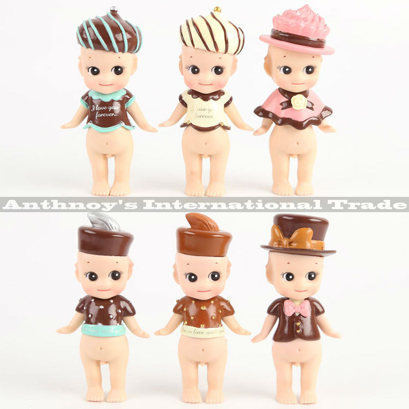 <font><b>6</b></font> <font><b>pcs</b></font>/<font><b>set</b></font> <font><b>Kewpie</b></font> <font><b>Doll</b></font> <font><b>Sonny</b></font> <font><b>Angel</b></font> <font><b>High</b></font> Quality <font><b>Doll</b></font> <font><b>Set</b></font> Toy,<font><b>Sonny</b></font> <font><b>Angel</b></font> Valentine's Day Chocolate Series PVC Figure <font><b>Doll</b></font> Toys