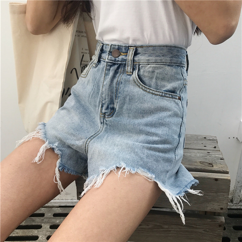 Cheap Wholesale 2018 New Summer  Hot Selling Women's Fashion Casual Sexy Shorts Outerwear Y6911
