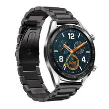 Laforuta Stainless Steel Band for Huawei Watch GT Strap/Galaxy 46mm Strap Smart 22mm Quick Release Wristband