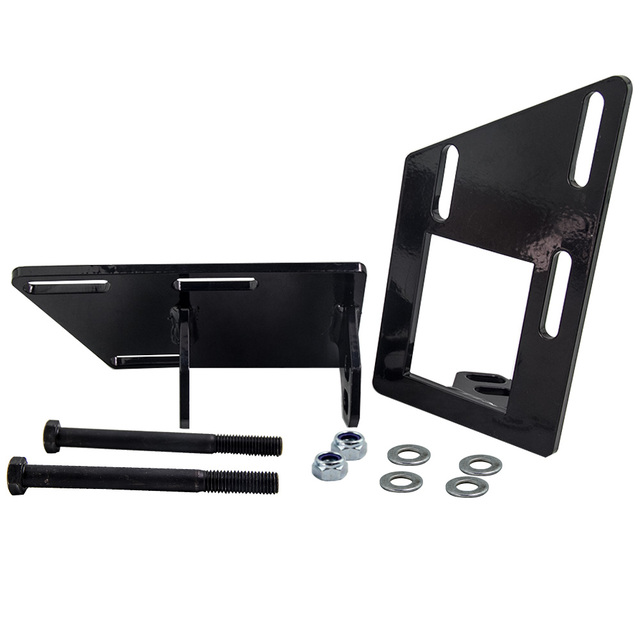 SBC V8 Motor Mount Swap Brackets for Jimmy Blazer Sonoma 350 383 83 ...