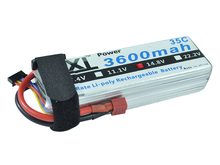 XXL Lithium Polymer Battery Lipo 3600mah 14.8V 4s 35C max 70C For Quadcopter Airplane DJI Drone Helicopter