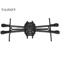 Ormino Tarot IRON MAN 650 Quadcopter Frame Carbon Fiber Quadrocopter Tarot Frame RC Drone Frame Kit FPV Diy 4 Axis 650 Frame